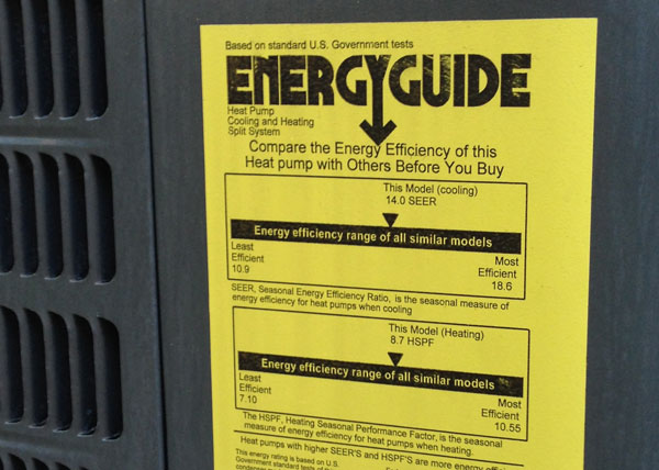 What Is A Seer Rating Seasonal Energy Efficiency Ratios